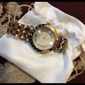BRAND NEW MENS VERSACE WATCH